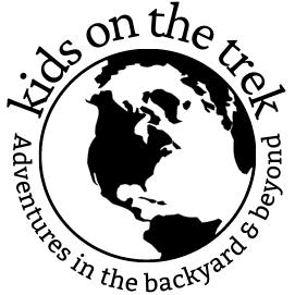 kids on the trek